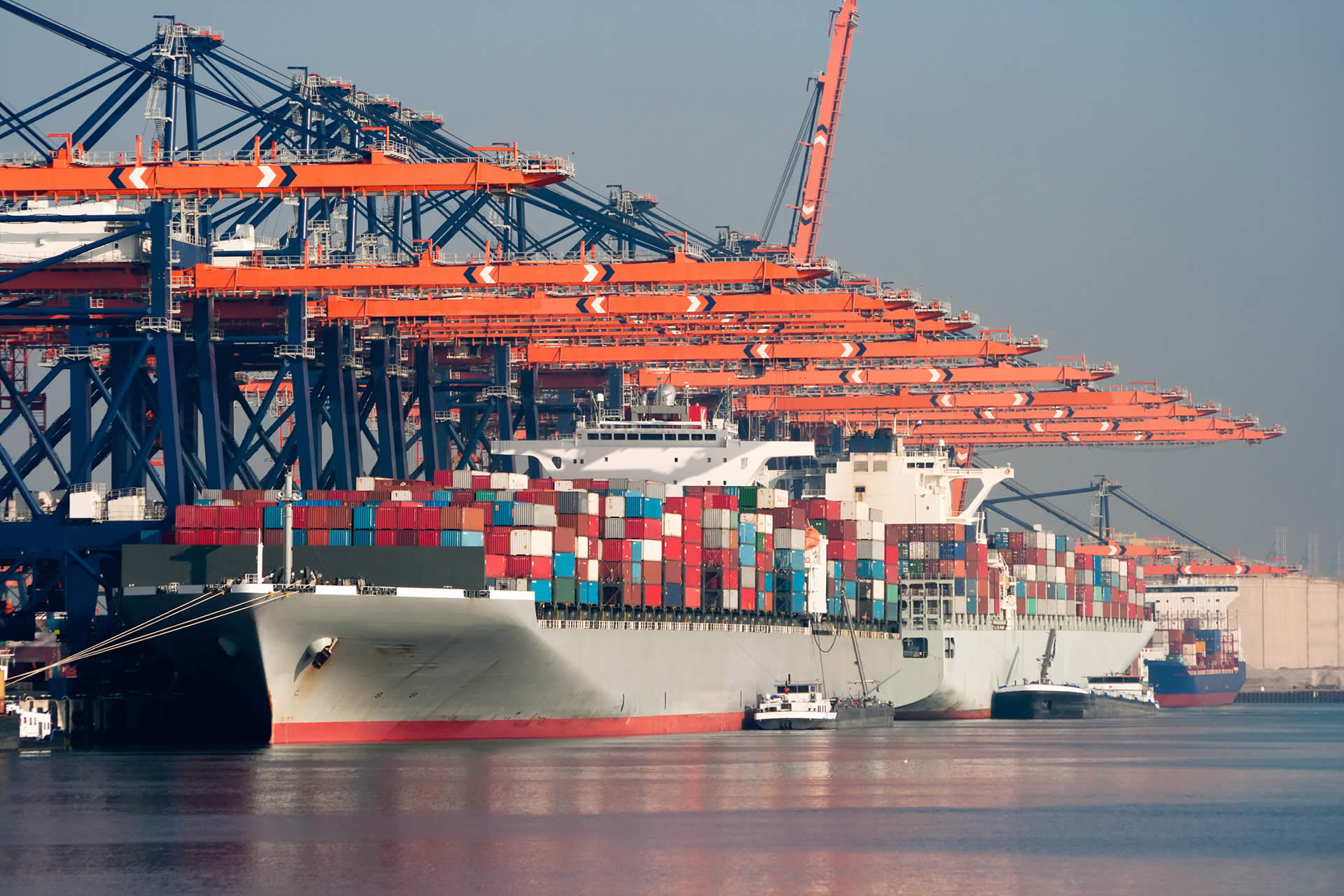 International Freight Forwarding – Atlantic Marine Services