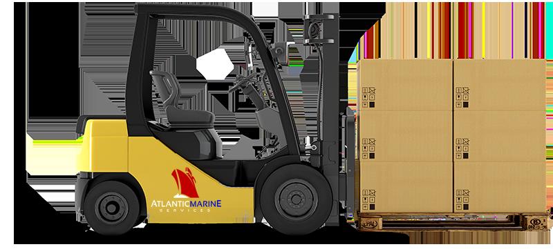 Atlantic Marine Services – International Freight Forwarder